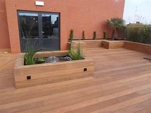 Bois Exotique Pour Terrasse : pose et placement de terrasses en bois terrasses en bois ~ Dailycaller-alerts.com Idées de Décoration