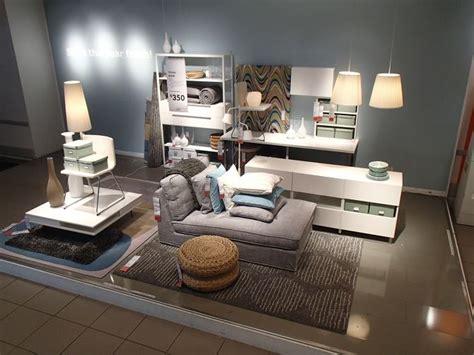 ikea  combination  raised display areas   shelf