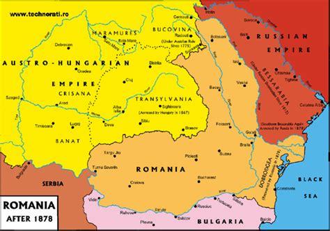 Harta cu starea (calitatea) drumurilor din Romania