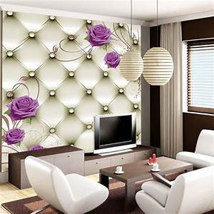 High Quality 3d Stereoscopic Wallpaper For Walls 3 d Papel ...