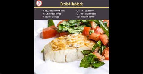 easy broiled haddock recipe  ingredients