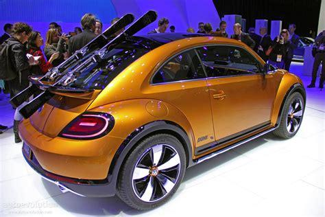 vw beetle dune concept   alltrack bug