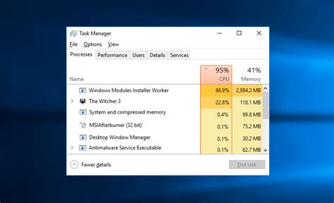 what is windows installer windows modules installer worker high disk usage windows