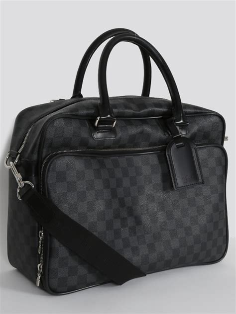 louis vuitton icare damier graphite canvas luxury bags
