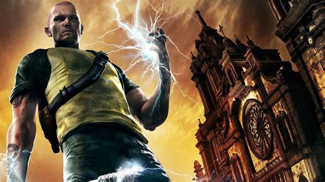 Video Games Infamous Cole Macgrath Wallpapers Hd