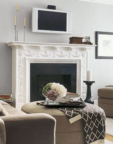how to decorate a fireplace decorating around the television the decorologist