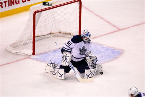 Who will be back in 2020 21 the defense and goalies theleafsnation. Jonas Gustavsson, Goalie Toronto Maple Leafs Editorial ...