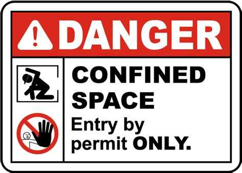 Confined Space Entry By Permit Only Sign E1375  By. Cerebral Signs. Giraffe Signs Of Stroke. Orange Peel Signs. Spot Signs Of Stroke. 25 Feb Signs Of Stroke. Green White Signs. Repurposed Wood Signs. Song Eminem Signs