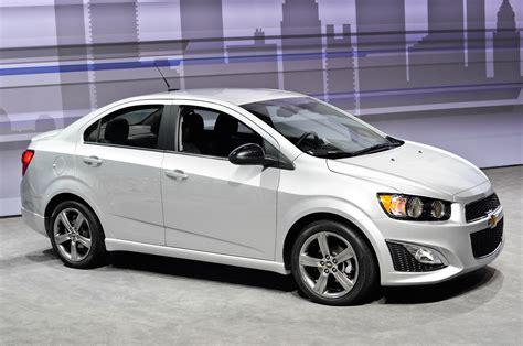 2018 Chevrolet Aveo Ii Sedan Pictures Information And