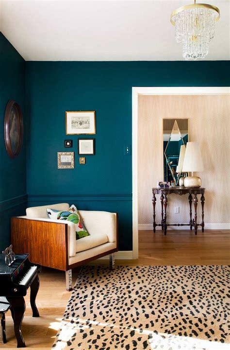 chambre bleu et jaune beautiful decoration salon bleu canard ideas design