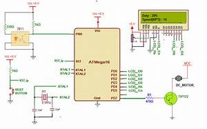 Electronic Project   How To Motor Speed Control