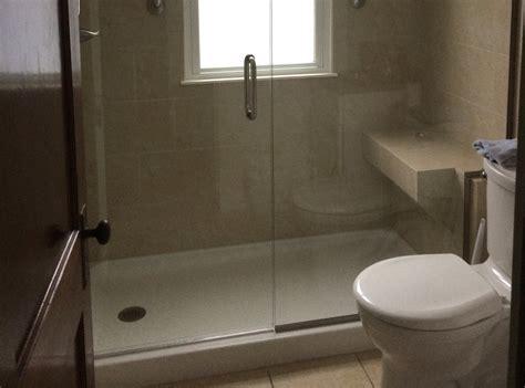 Walk in Shower Remodel   Jackson Plumbing