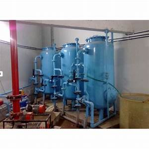 Manual Commercial Water Treatment Plant  Rs 500000   Piece