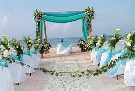 beach wedding decorations 15 festive inspiration details