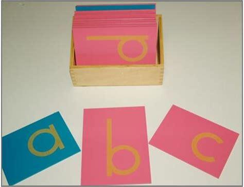 montessori sandpaper letters montessori for everyone