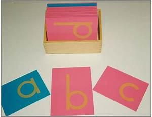 montessori for everyone blog With montessori sand letters