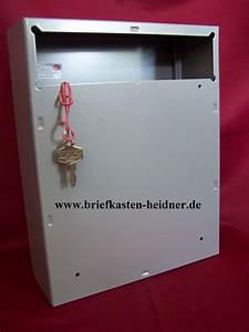 Renz Edelstahl Briefkasten : kah44 renz innent r briefkasten komplettset 260 grau edelstahl ~ Sanjose-hotels-ca.com Haus und Dekorationen