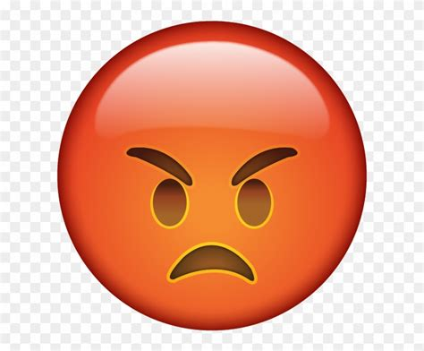 Emoji Angry - Angry Emoji - Free Transparent PNG Clipart Images Download