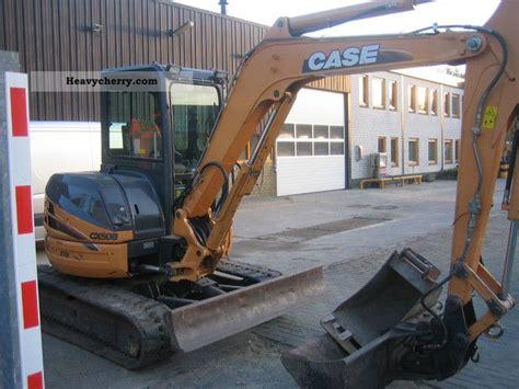 case cx   minikompact digger construction equipment photo  specs