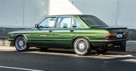 Is This Alpina-inspired Bmw E28 The Ideal Way To Revive A