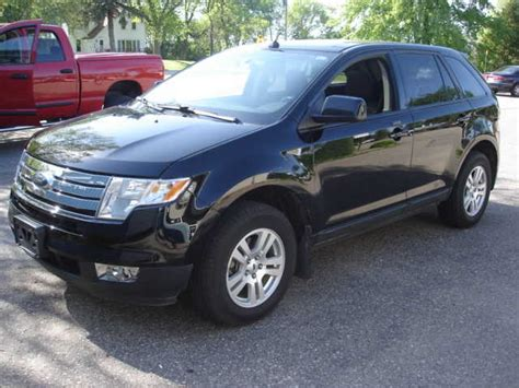 ford crossover black scotts 39 body shop of mapleton inc sold black 2008