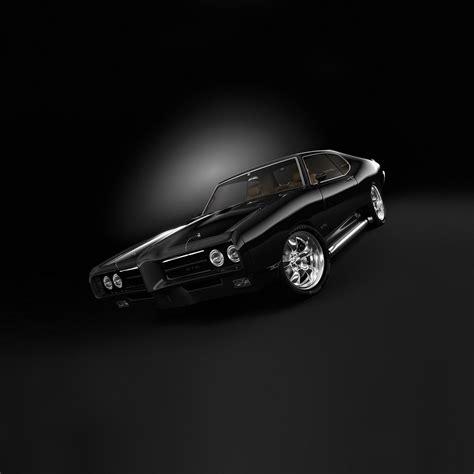 Pontiac Gto 1968 Muscle Car