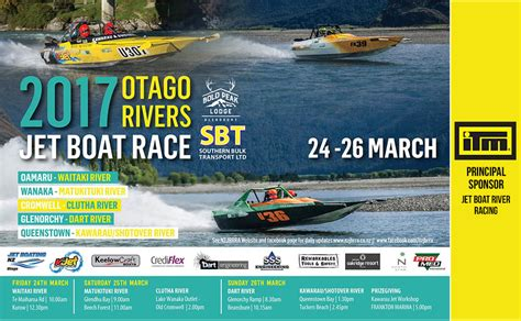 New Zealand Jet Boat Accident by Jet Boat River Racing Association
