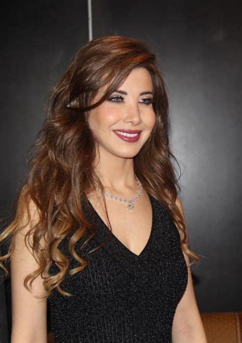 pin  farah ahmed  nancy ajram lovers long hair