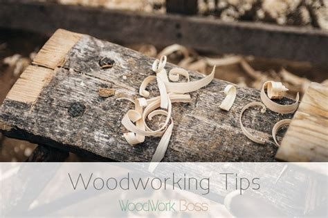 woodworking tips  tricks   woodworker