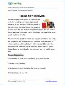 free printable third grade reading comprehension worksheets k5 learning - Free Third Grade Reading Comprehension