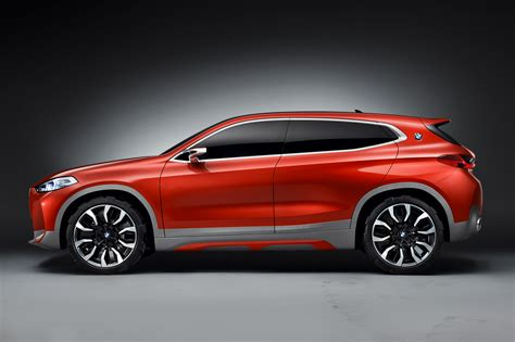 future bmw new photos of the bmw concept x2