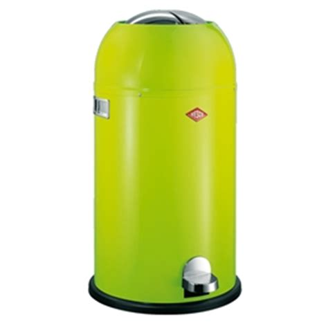 lime green kitchen bin wesco kickmaster kitchen bin lime green 33lt wes 7089