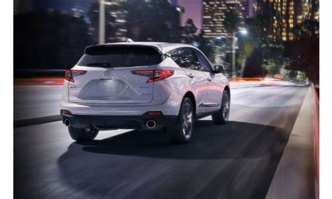 when will the 2020 acura rdx be out 2020 acura rdx interior features