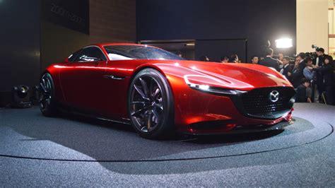 mazda prepare une voiture electrique avec  moteur