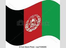 アフガニスタン, 旗 csp11548265のクリップアートベクター クリップアート、イラスト、絵、EPS