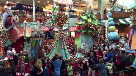 christmas decor mall at millenia orlando youtube