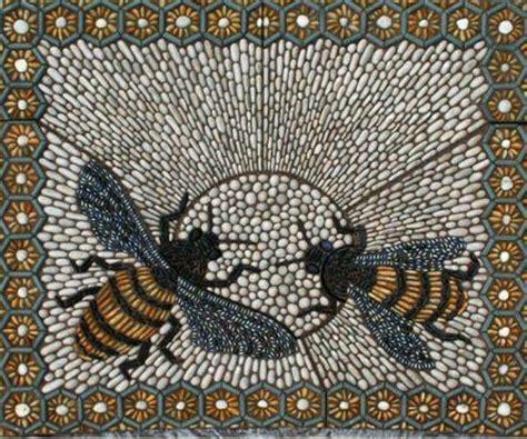 pebble mosaic pebble mosaic beautiful outdoor living pinterest