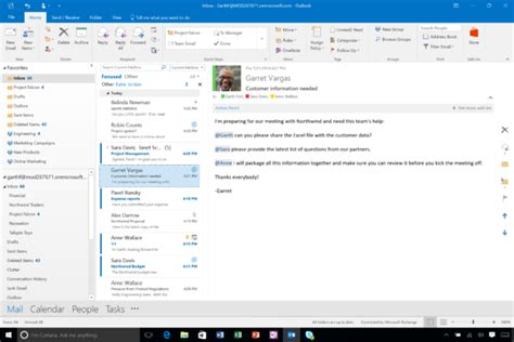 Office 365 Outlook Inbox by Microsoft Updates Office 365 And Outlook With New Features