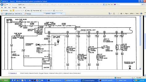 1986 mazda b2000 ignition wiring diagram 40 wiring