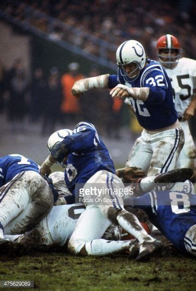 mike curtis football baltimore colts nfl football