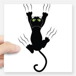cat stickers black cat stickers black cat sticker designs
