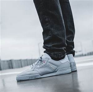 Adidas Yeezy Powerphase Calabasas Grey - Next Level Kickz