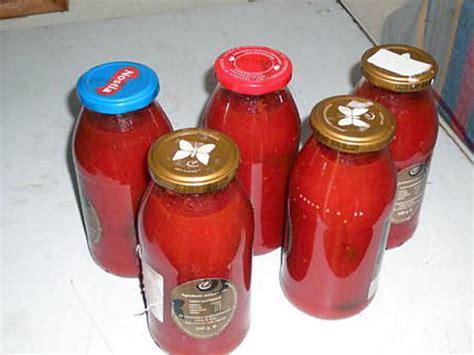 recette de sauce tomate maison par namounet