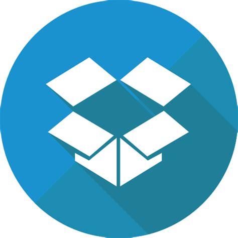 dropbox  social media icons