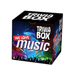 Check your calendar, ask friends and family, consult the stars, and pick a time that works for everyone. Trivia Box - Music - Board Games-Trivia : The Games Shop | Board games | Card games | Jigsaws ...
