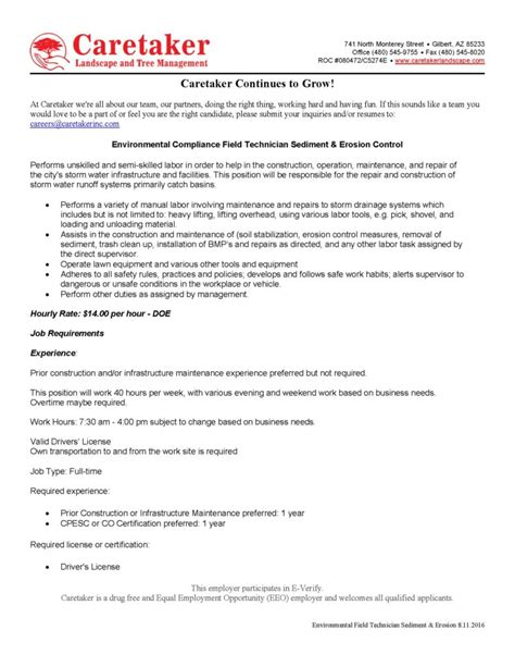 Landscape Management Resumes by Irrigation Technician Resume Purdue Resume Cover Letter Banana Republic Sales Associate Resume