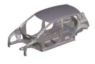 Electric Car Body Structure