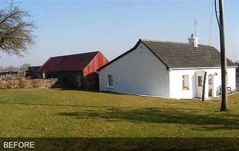 waltons cottage extension planning workshop ireland