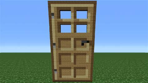 Door Minecraft & Sc 1 St Youtube