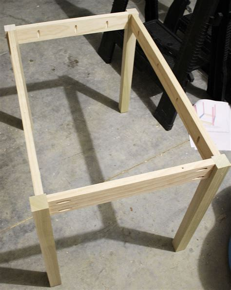 how to make table legs from wood how to build a diy kids play table